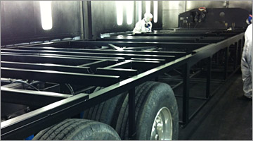 Coatings for RV, Shipping and Trucking industries